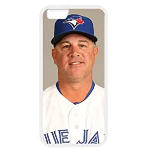 MLB iPhone 6 White Toronto Blue Jays cell phone cases&Gift Holiday&Christmas Gifts NBGH6C9125432
