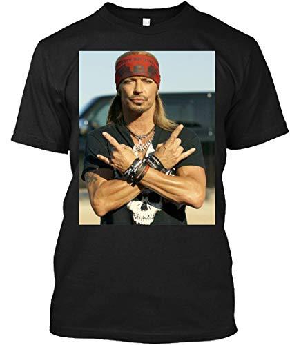 Bret Michaels Style Tour 2019 Dedekyo 8 Tee|T-Shirt Black