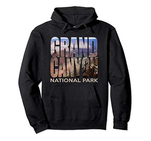 Grand Canyon National Park Tourist Souvenir Natural Wonder Pullover Hoodie (Grand National Sweater)