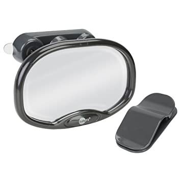1 Auto Mirror In Safe Fit 2 Rotates 360 Degrees Choice Materials