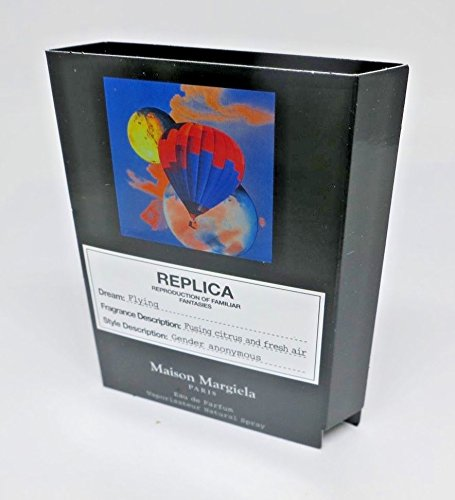 Maison Martin Margiela Replica Flying Unisex Eau de Parfum Sample Spray - .04 - Martin Maison