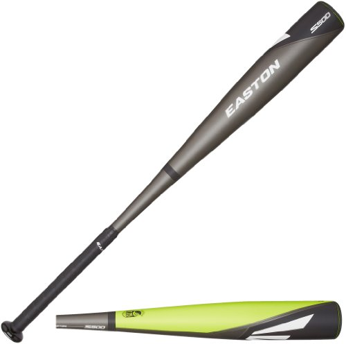Easton SL14S500 Baseball Bat, Green/Grey/Black, 31-Inch/26-Ounce