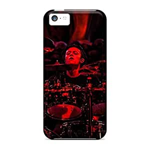 MMZ DIY PHONE CASEProtective Hard Phone Cover For iphone 5c With Customized Fashion Avenged Sevenfold Series JacquieWasylnuk