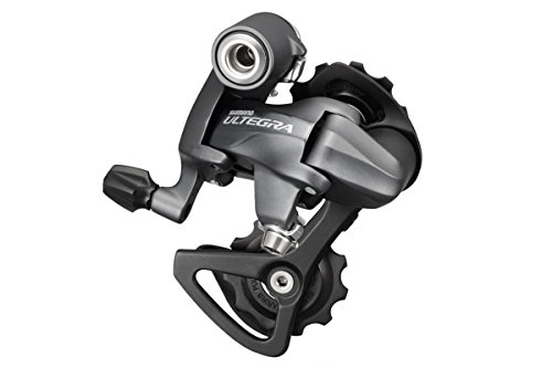 SHIMANO Ultegra RD-6700A Road bike Derailleurs RD-6700A grey (Design: short cage, 11-30 sprockets) ()