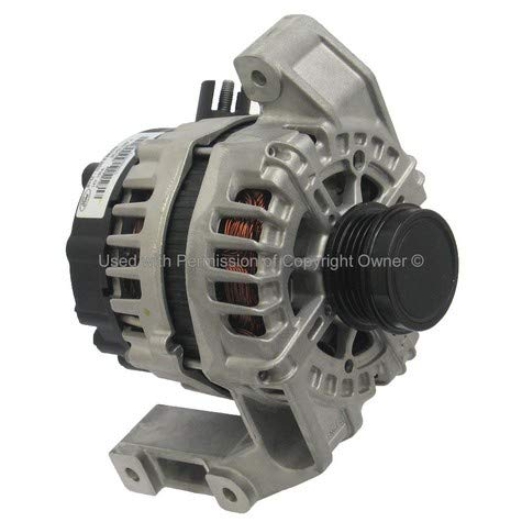 MPA - Starter Alternator 10131 Alternator: