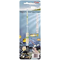 Taam Floating Glass Hydrometer And Thermometer Combo