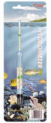 Taam Floating Glass Hydrometer And Thermometer Combo by M.T.A.