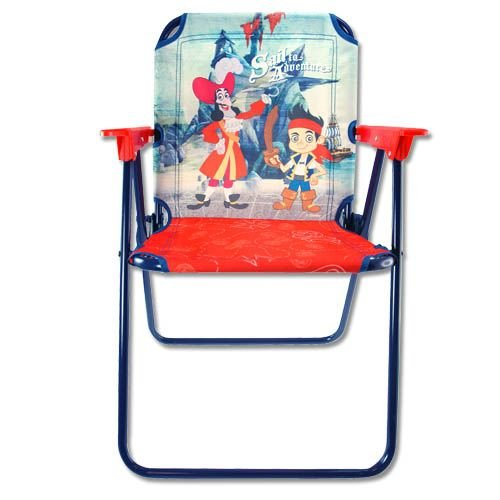Disney Junior Jake Sail to Adventure Patio Chair