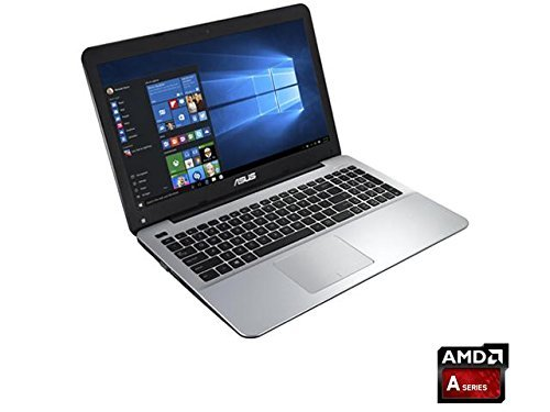 "Asus X555d Full HD 15.6"" Full HD  1080P Laptop (AMD A10-8700P Quad Core Processor with Radeon R6 Graphics, 8GB RAM, 256GB SSD, DVD, 802.11ac, HDMI, Webcam, Windows 10)"
