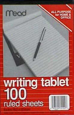 letter writing pad - 9