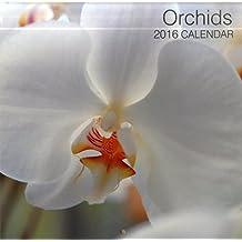 2016 Calendar: Orchids