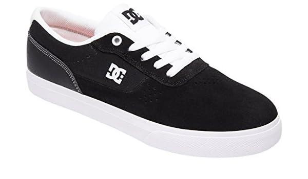 2d76087170 Amazon.com: DC Shoes Switch S Shoe - Men's Skateboarding Black/White: Shoes