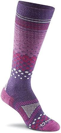 FoxRiver Womens Peak Series VVS Ultra Pro Ultra-Lightweight and Silk Ski Socks