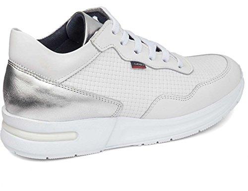 Callaghan 92106 Dorcas - Zapato casual señora, Adaptaction, Adaptlite Blanco