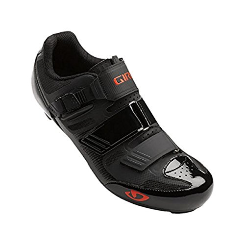 Giro Apeckx Ii Hv Schoenen & E-tip Handschoenbundel Zwart / Felrood