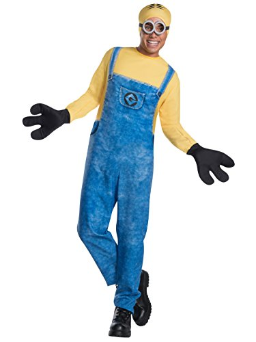 Rubie's Costume Co Despicable Me 3 Movie Minion Costume, Dave, X-Large ()