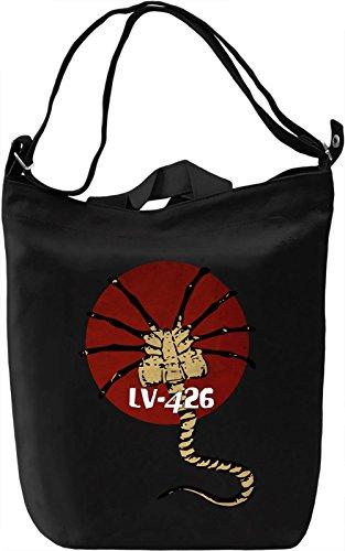 lv-426 Borsa Giornaliera Canvas Canvas Day Bag| 100% Premium Cotton Canvas| DTG Printing|