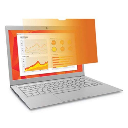 3M GPF14.0W Gold Widescreen Notebook Privacy Filter (16:9) Gold by 3M (Image #1)