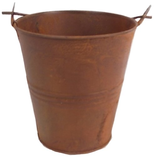 Craft Outlet Natural Flower Bucket, 18-Inch
