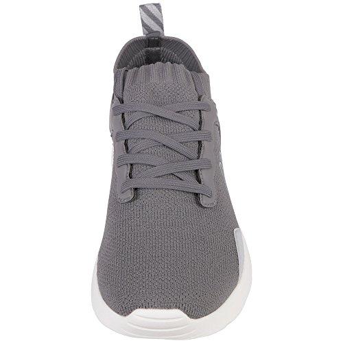 – 1614 Grey L´grey Grigio Unisex Grey Adulto 1614 Flair Sneaker L´grey Kappa tHwzxnqfZC