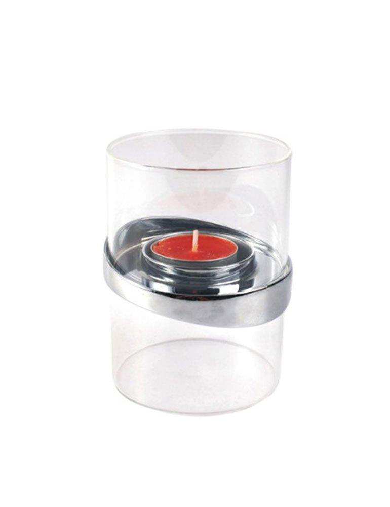 Cozyle Home Furnishing Candlestick Ornaments Romantic Wedding Gifts Decor White