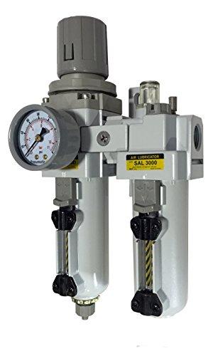 PneumaticPlus SAU3010M-N03G-MEP 2 Piece Compressed Air Filte