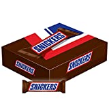 SNICKERS Full Size Chocolate Candy Bars