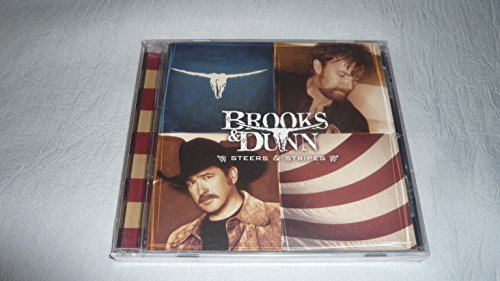 Steers & Stripes by Brooks & Dunn (2001) Audio CD