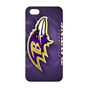 ANGLC Baltimore Ravens (3D)Phone Case for iPhone 5s