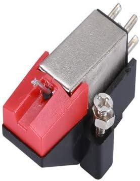 VAILANG Tocadiscos Tocadiscos Doble imán móvil Estéreo Reproductor ...