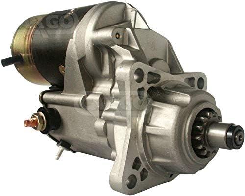 STARTER MOTOR HC-CARGO 111760 24 VOLT 10 TEETH 4.5 KW
