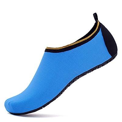 Giotto Barefoot Swim Water Shoes Quick Dry Non-Slip for Kids Women Men