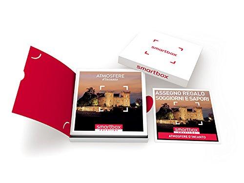 Smartbox cofanetto regalo atmosfere d incanto soggiorni