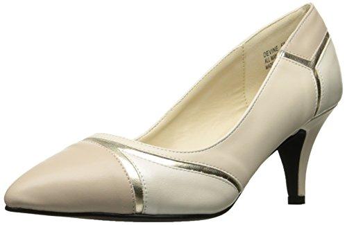 Annie Shoes Womens Devine W Dress Pump Natural Multi gaARbz