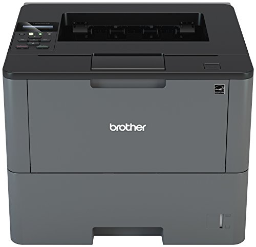Brother HLL6200DW Business Laser Printer with Wireless Networking, Duplex Printing, and Large...