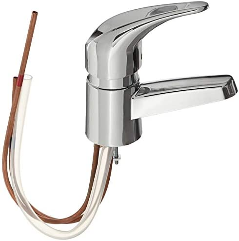 Waste King H520-U-CH Laguna Hot Water Faucet with Tank, Chrome