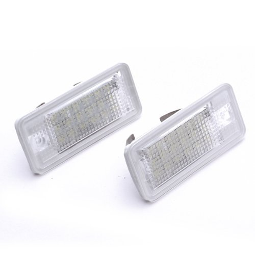 sodialr-2-white-18-smd-led-license-plate-lights-lamps-bulbs-for-audi-a3-a4-8e-rs4-a6-rs6