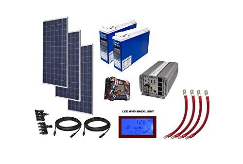 3360 Watt Solar Panel System - Complete Kit DIY by HPI Solar
