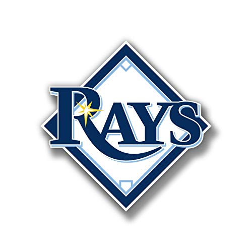 Tampa Bay Rays Baseball car & Truck Vehicle Decals/Stickers 4