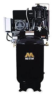 Mi-T-M ACS-23175-80VM M Series Air Compressor, 2-Stage, 80 gal (B00TUWVEOU) | Amazon price tracker / tracking, Amazon price history charts, Amazon price watches, Amazon price drop alerts