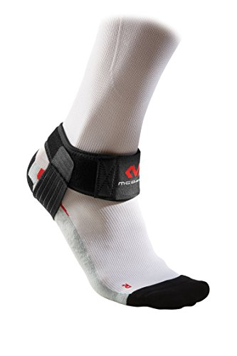 (McDavid Level 2 Plantar Fascia Support, Black, Small/Medium)