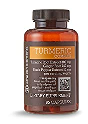 Image of the product Amazon Elements Turmeric that is listed on the catalogue brand of Amazon Elements.