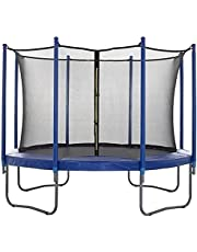 Viking Sports trampoline veiligheidsnet - 305 cm diameter - binnenrand bevestiging - 6 palen