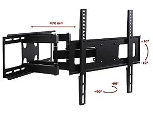 ART TV LED/LCD/Plazma Wandhalterung Halterung 23 - 55 Zoll 45kg AR-70 Art