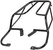 Bagageiro Mod.Sansao Compativel Com Twister , Pro Tork , Preto