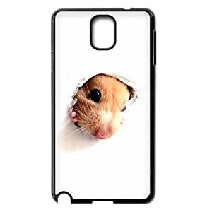 YCHZH Phone case Of Cute Hamster Cover Case For samsung galaxy note 3 N9000