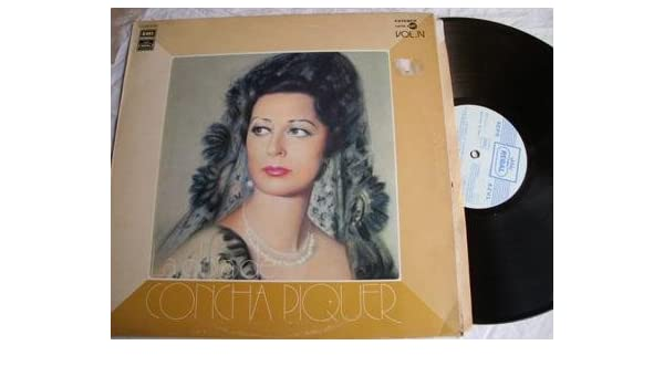 Antiguo Disco - Old Disc Vinyl : La obra de CONCHA PIQUER. Vol.IV ...