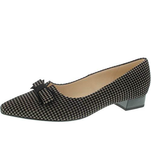 Vestir Negro Beige Zapatos Para De Y Kaiser Piel Mujer 22857776 Peter gx1IZqnwv