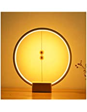 Heng Balance Lamp, Heng Lamp, Switch on in Mid-Air, USB Powered LED Table Lamp, Desk Lamp, Warm Eye-Care Lamp, Contemporary Soft Light, Office, Home