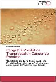 Ecografia Prostatica Transrectal En Cancer de Prostata